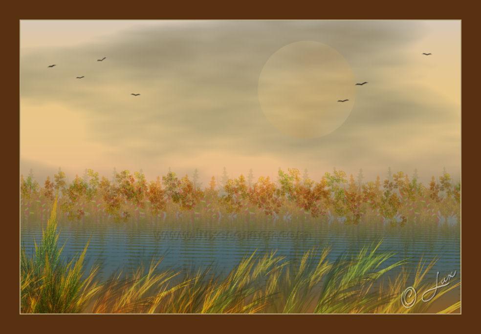 FractalLandscapes/AutumnLake.jpg
